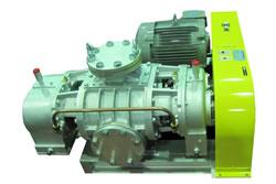 ロータリーブロワ―発電機(追加設置予定)
